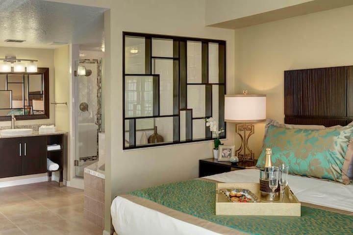 $60/DAY(DEC12 TO 19) 1 BED/BATH SUMMER BAY ORLANDO