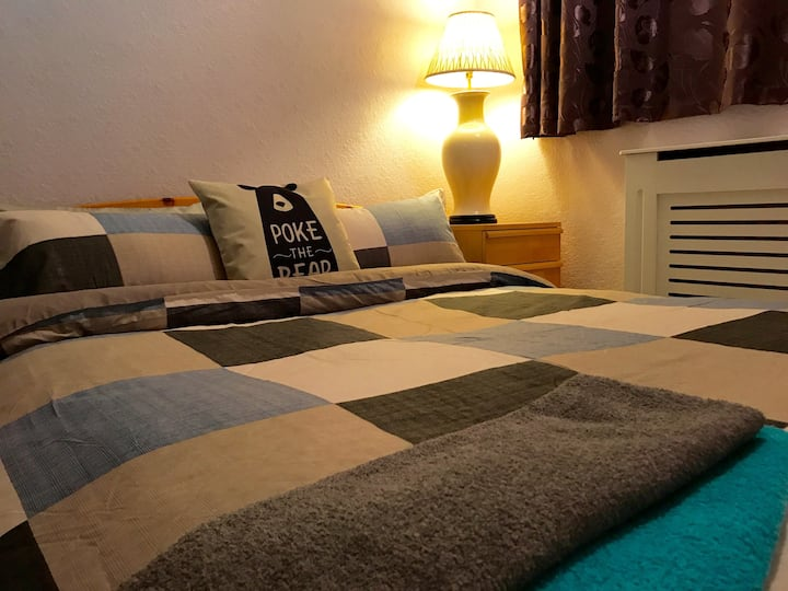 K3. Double Room with a Sofa and Shared Terrace