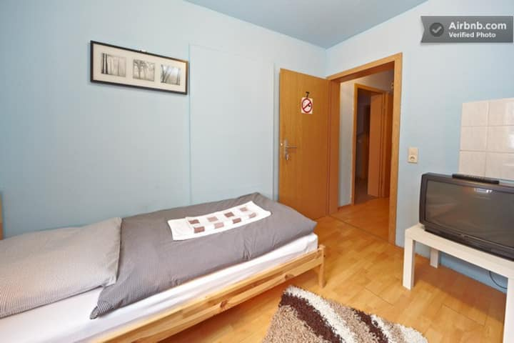 Single room in Nurnberg City