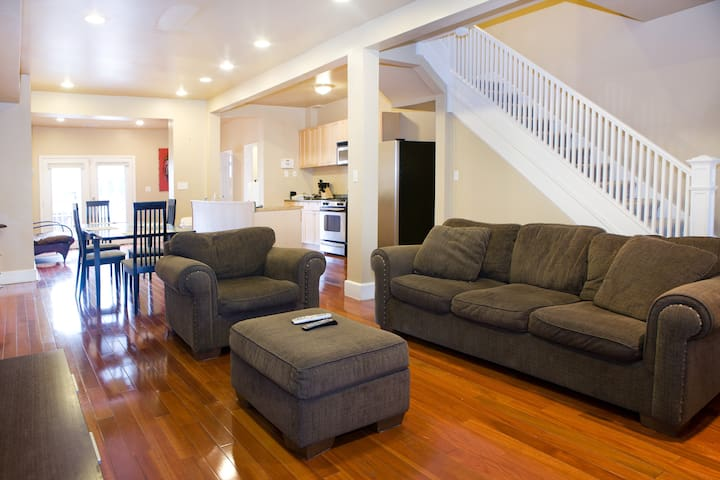 Modern Charm Washington DC Rental - Вашингтон - Дом