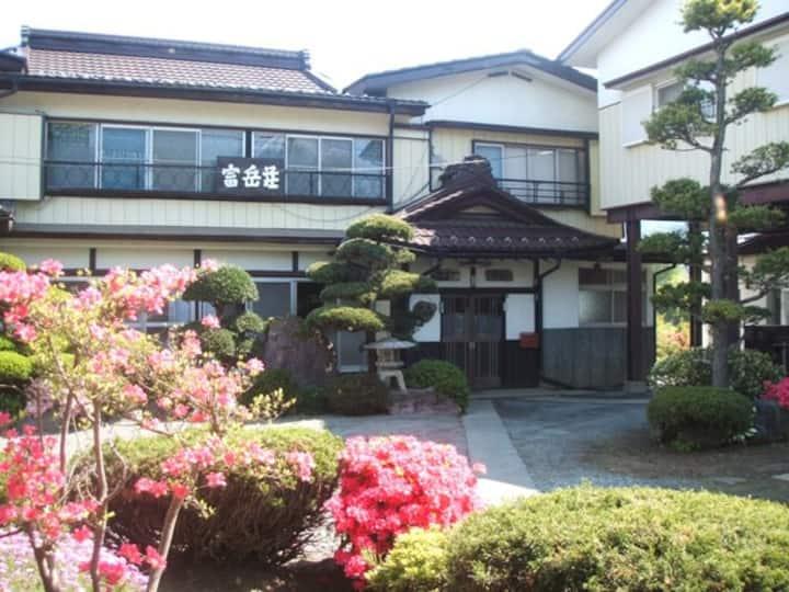Japanese Style Private Tatami Room 2ppl