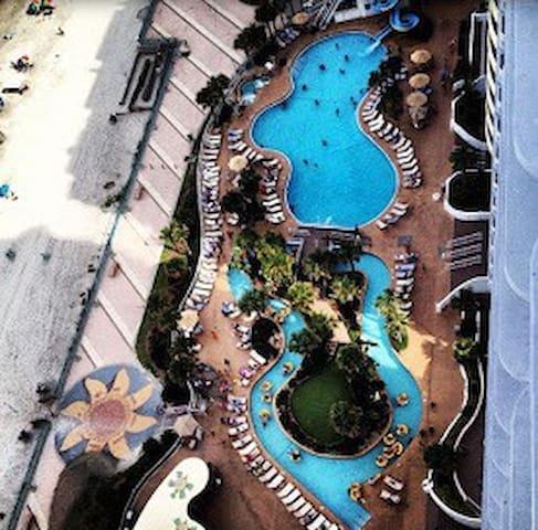 3bd Wyndham Ocean Walk, Daytona FL - Daytona Beach - Villa