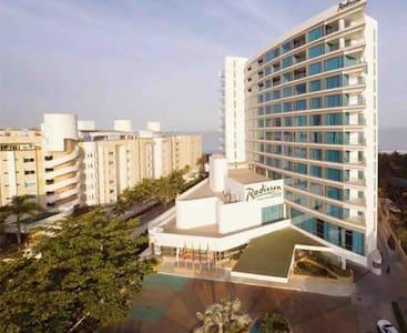 Apartamento Edificio Hotel Ocean Pavillion. Cartag