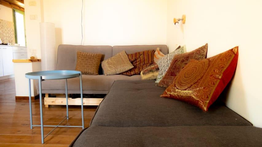 הסלון הפינתי