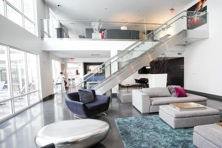 Comfortable stay with luxurious touch in Buckhead