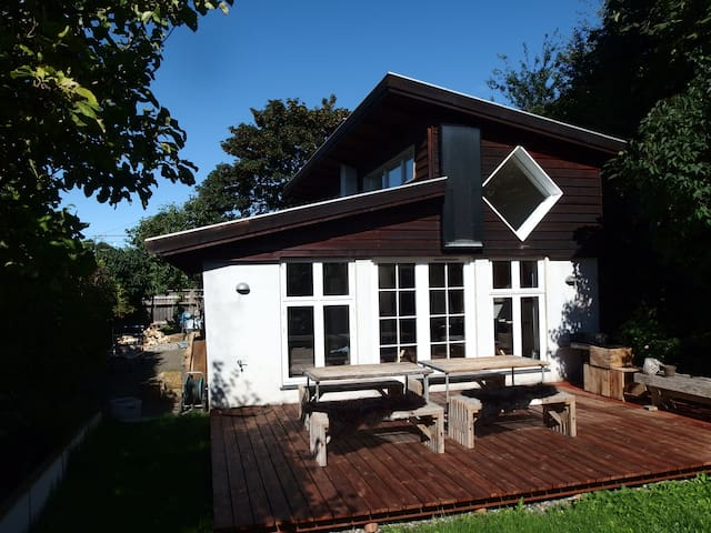 House close to train/subway/city - Frederiksberg - House