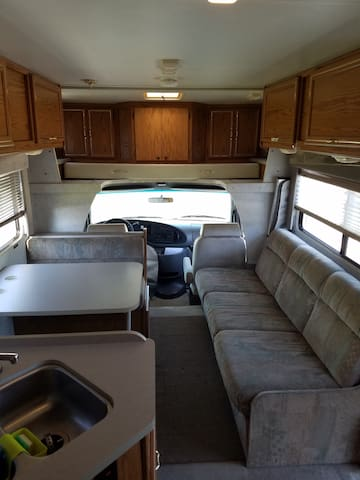 The RV Getaway
