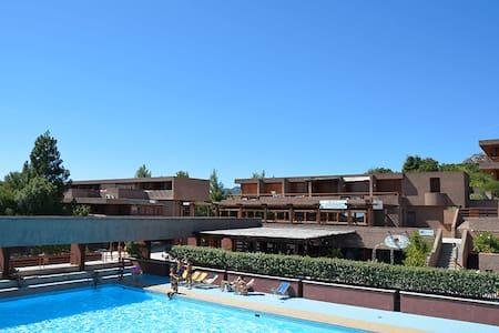 nice flat villaggio costa smeralda - Olbia - Wohnung