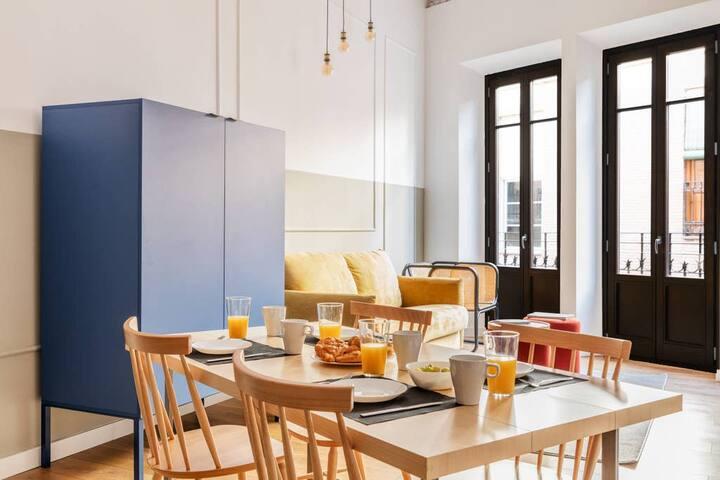 Stunning Apartment, perfect location on Gran ViaMT