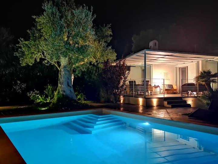 Villa with private pool in Ostuni