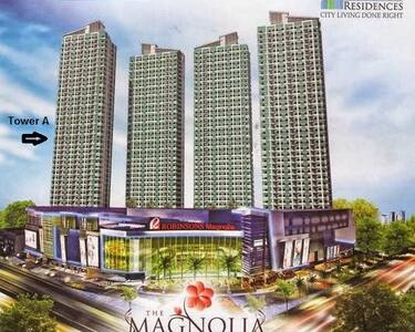 Fully Furnished One Bedroom Condo New Manila QC - Quezon City