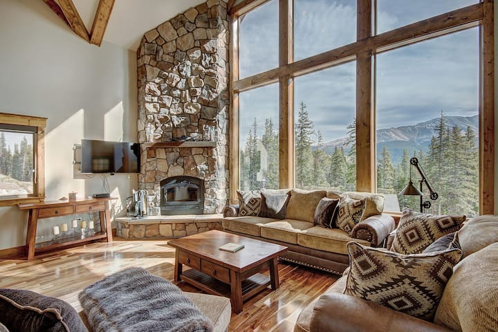 FREE SkyCard Activities - Luxury Home, Close To Town, Game Room - Mountain View Lodge