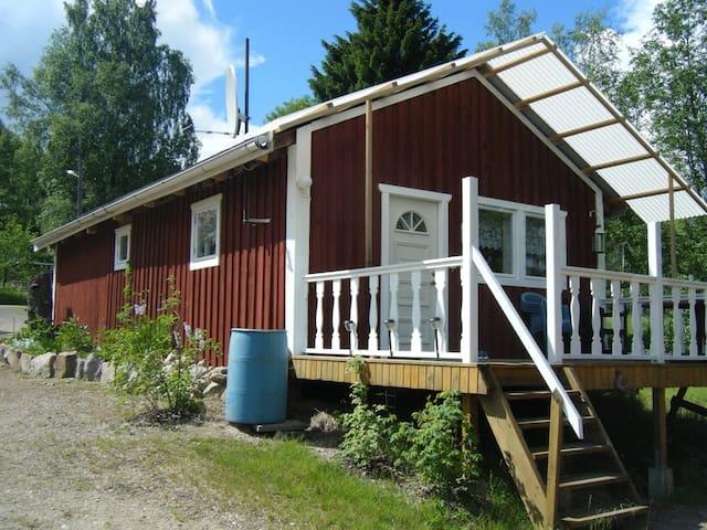 Lake cabin in Torsby, 2 bedrooms
