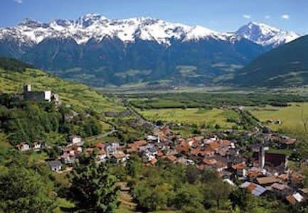 Willkommen in Südtirol Benvenuti - Schluderns - Διαμέρισμα