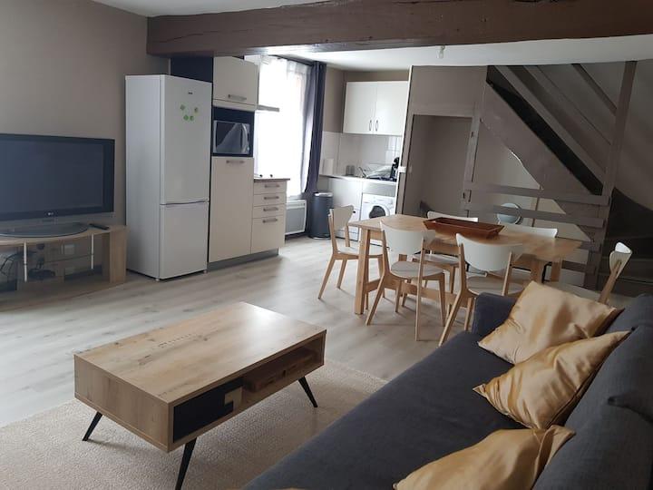 O coeur de ville - Appartement entièrement rénové