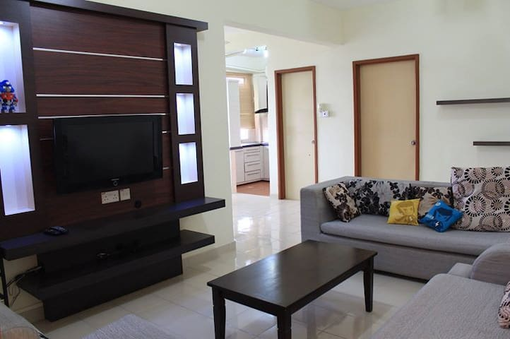 ★Ramin Court Homestay Unit★我の小乐窝 - Kota Kinabalu - Apartment