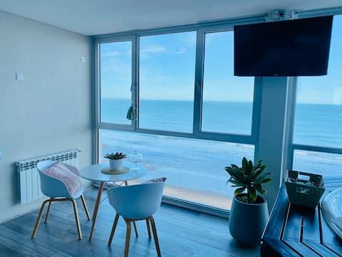 Loft 7 piso  frente al mar para 2 personas