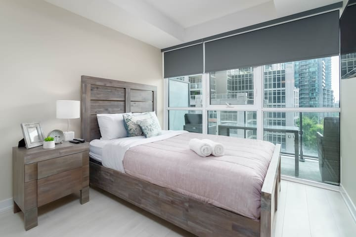 Metropolitan Suite - 1BR + Sofabed + Free Parking