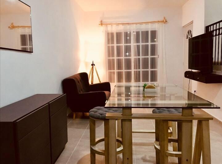 Casa Chula - Nueva, Seguridad y Alberca