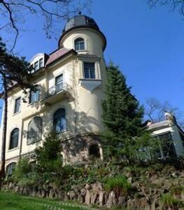 Villa Jagdweg Radebeul bei Dresden Ferienwohnung