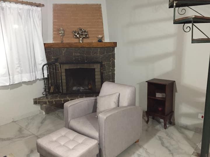 Apartamento no Capivari- 3 min da BADEN BADEN