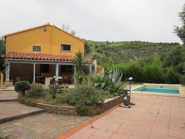 Maison avec piscine dans les vignes - Banyuls-sur-Mer - Casa