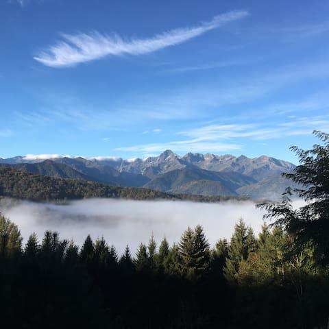La Bernadole Gîte Le Mont Rouch