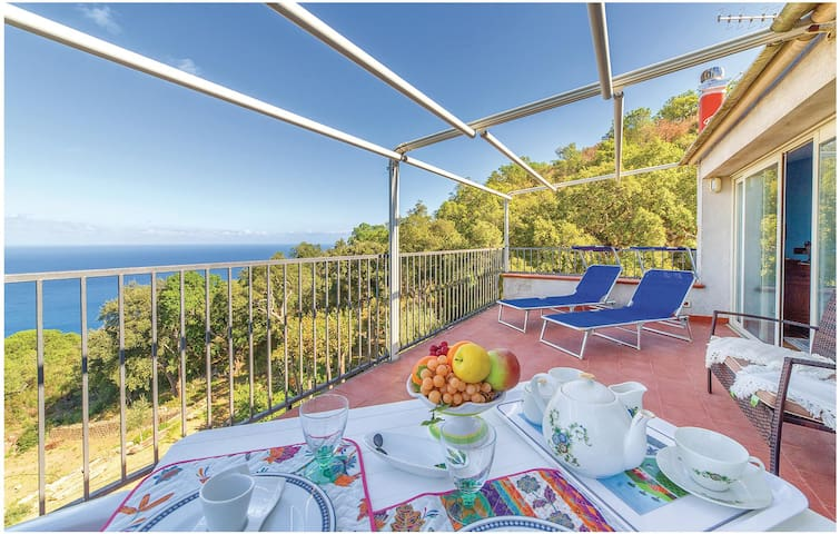 Holiday apartment with 1 bedroom on 50 m² in Cefalù PA