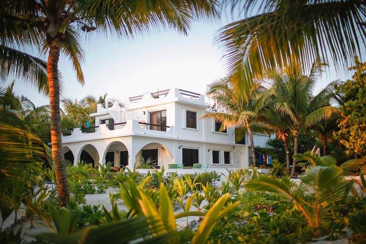Paradise in Sian Ka'an Tulum - Tulum - Casa