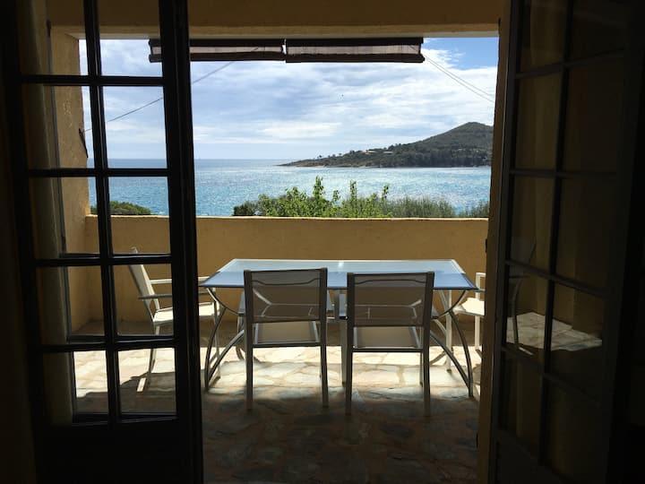 Duplex-Apartment-Ensuite with Shower-Sea View