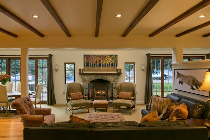 Warm, Open and Bright Ketchum Home - Ketchum - House