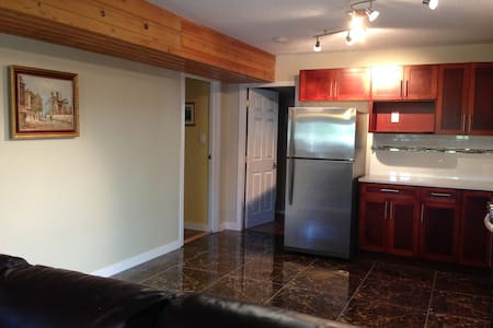 Family friendly newly renovated two bedroom suite - Coquitlam