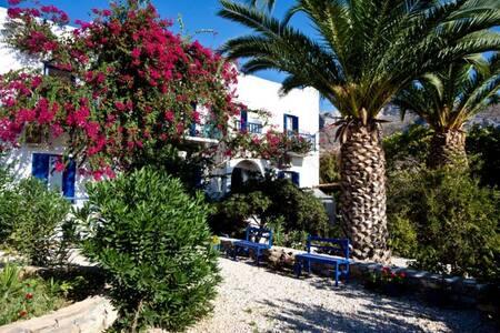 Aegiali Beach 2 Pax Room, Amorgos  - Amorgos - ที่พักพร้อมอาหารเช้า