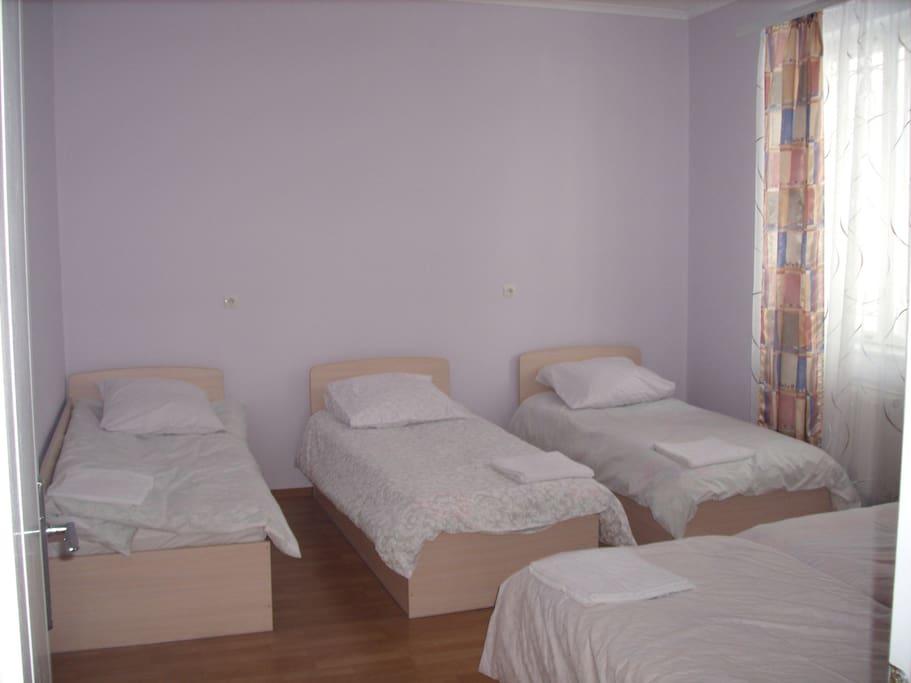 1. спальня