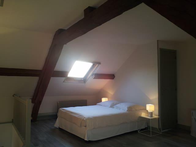 Maison entière Saint-Valery-en-Caux