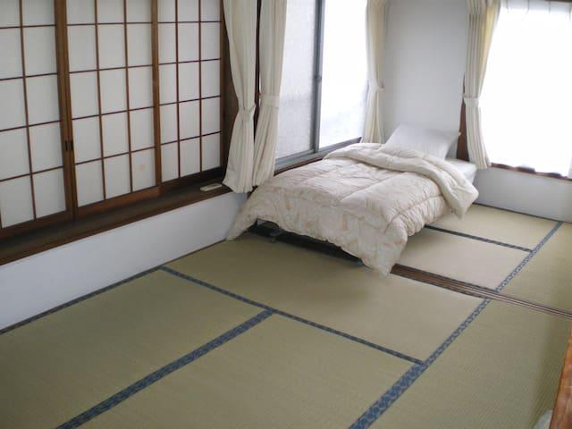 Quiet Stay in Metro Tokyo 201 Room - Fujimi - Haus