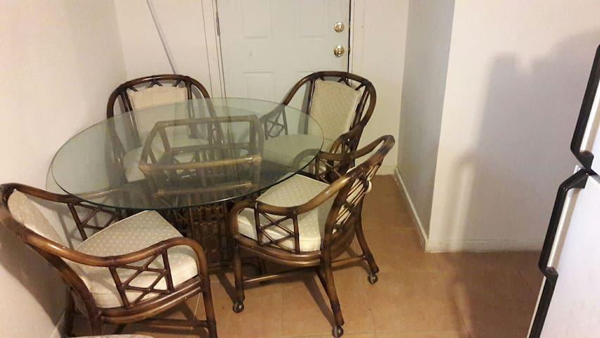 33 2C Private room near NYC and EWR - Irvington - Appartamento