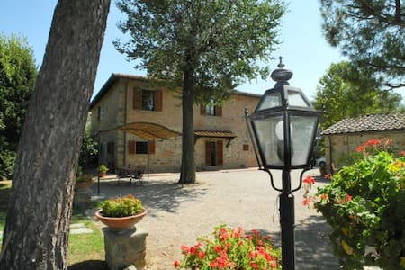 Wonderful villa near Cortona - Cortona