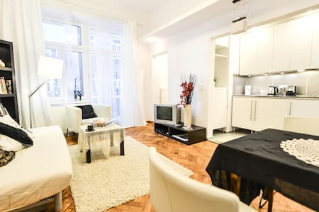 Flat in Central Warsaw.Sienna st. - Varsovie - Appartement
