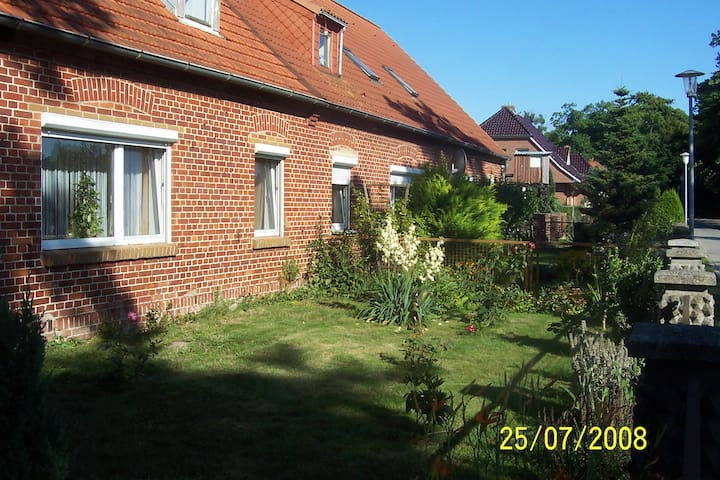 Ferienwohnung Familie Hempel - Groß Mohrdorf - Rumah