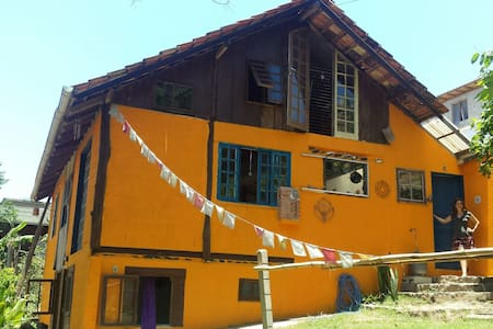 Quarto em Casa no Vale do Lampião Campeche - Florianópolis