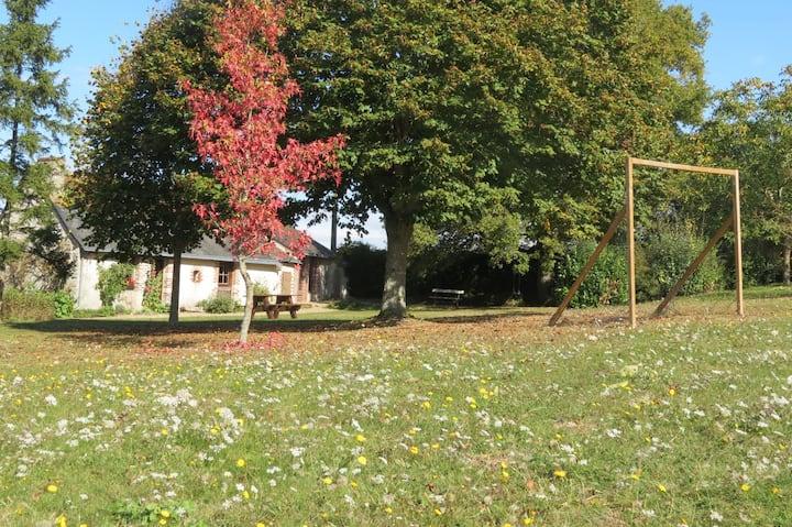 Côteaux de Beaumont : charme, nature, cheminée ***