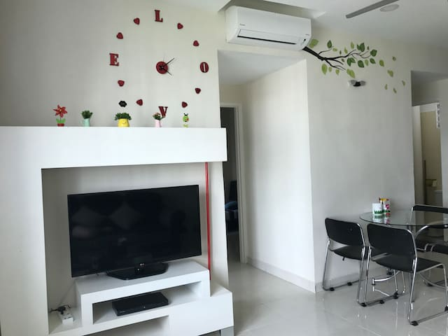 NEW GreatView Spacious Apartment@Penang[FREE WIFI] - Penang - Apartment