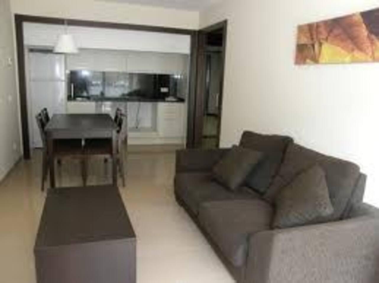 Apartment canillo center andorra