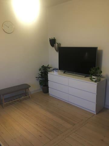 Central lejlighed i Haderslev