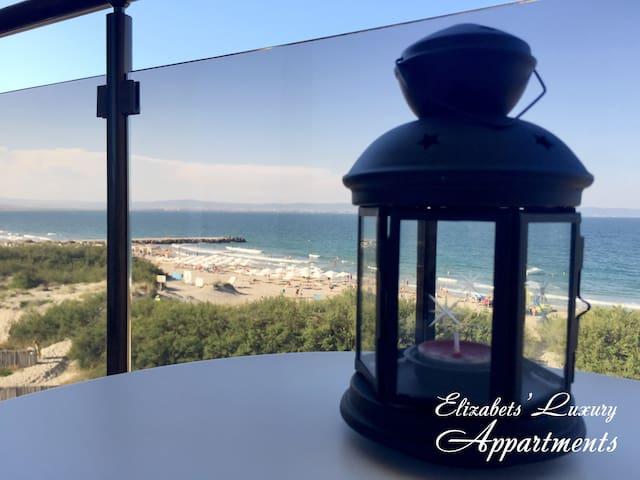 Elizabeth' Luxury Apartments, Incredible Sea view