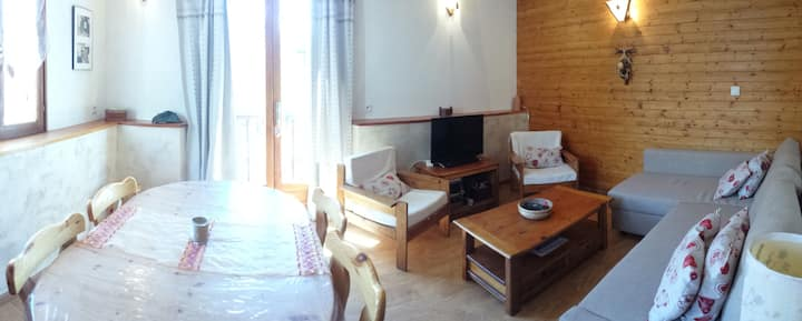 Maison de village Zabel location meublée St Véran