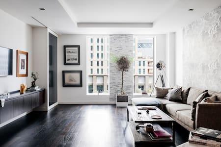 ★ Luxury Hideout internal access to Ritz Carlton - Dubai - Huoneisto