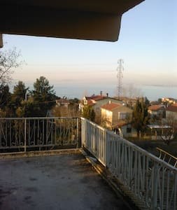 A house in a garden w/ a sea view - Çiftlikköy - Hus