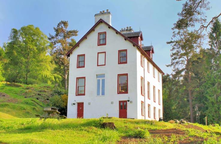 Bunrannoch House, Kinloch Rannoch